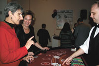 Fun Filled Casino Night Benefits Arts Council