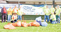 Keep Shelby Beautiful's 2010 Great American Cleanup
