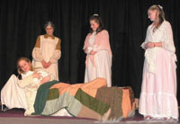 Final Performance Of The Ballad Of Nancy Hanks