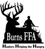Burns FFA Hunters Helping The Hungry
