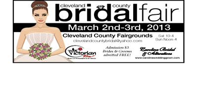 CLEVELAND COUNTY BRIDAL FAIR
