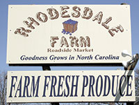 Kings Mountain's Rhodesdale Farm Celebrates Second Anniversary