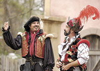 Renaissance Festival Auditions Underway Your Chance To Act and Play!