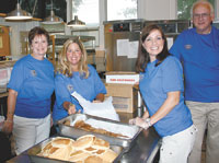 Kiwanis Pancake Supper Benefits Many Organizations