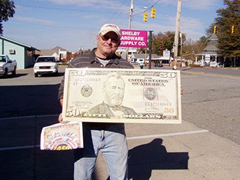 Don Teague Gets Spotted & Wins $50!!