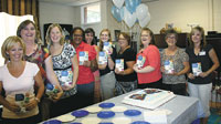 Teachers At Graham Elementary Receive Walmart Teacher Reward Cards