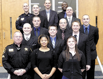 CCC Basic Law Enforcement Students Honored
