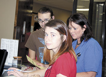 Cleveland Community College Registration