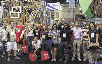 GWU Business Students Experience Marketing, Business Principles at National Event