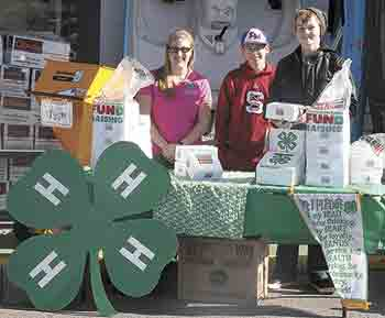 Cleveland County 4-H Fundraiser...