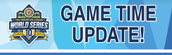 GAME TIME UPDATE