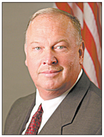 Cleveland County Sheriff Honored with Attorney General Josh Stein's Dogwood Award