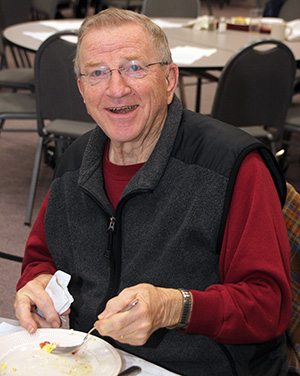Rev. Morrison recognized for 50 years of ministry