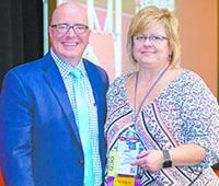 Amy Scoggins of Cornerstone Dentistry Receives prestigious Diamond Scholar Award