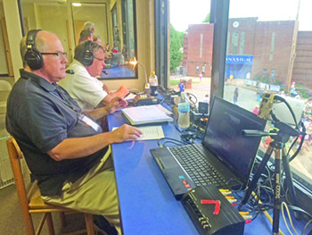 Andy Foster honored for fifty years in broadcasting