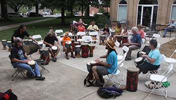 Art of Sound draws musicians, music lovers to Uptown Shelby