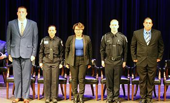 CCC Basic Law Enforcement graduates...