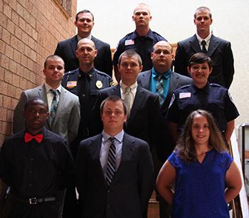 CCC Basic Law Enforcement grads...