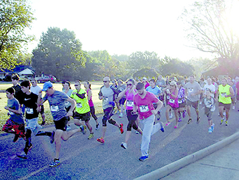 Belwood Run for Hunger benefits soup kitchen