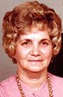 Betty Jean Hamrick Brooks