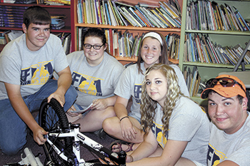 Boys & Girls Club receives bikes, helmets