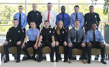 Cleveland Community College Firefighter Academy graduates twelve