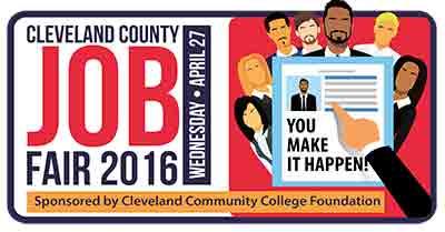 Cleveland County Job Fair is April 27, 2016