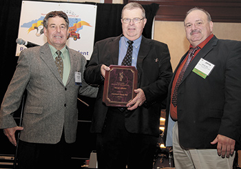 Cleveland County Fair receives award