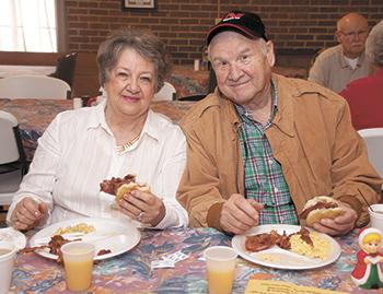 Pleasant Hill United Methodist Church holds breakfast fundraiser