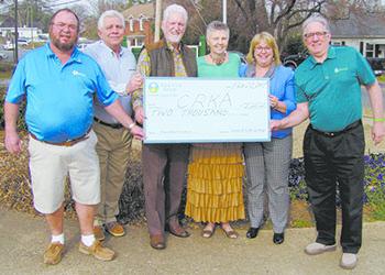 Save A Life Group donates $2,000 to CRKA