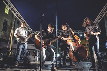 Earl Scruggs Center Announces: A Bluegrass Christmas with  Cane Mill Road