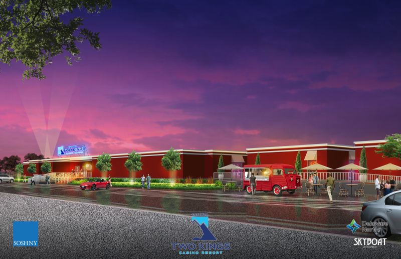 Catawba Nation to fast-track casino opening this summer with 500-slot  'pre-launch' facility at Kings Mountain site