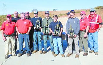 Cops and Kids Skeet Shoot held at Foothills Public Shooting Range