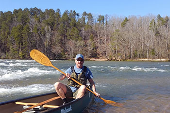 MountainTrue announces David Caldwell as new Riverkeeper for the Broad River