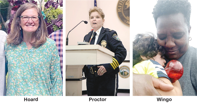 Distinguished Women Awardees to be honored