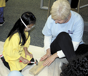 Cleveland Community College Celebrates National Week of the Young Child™
