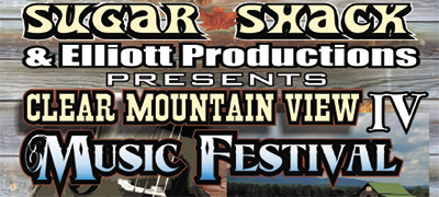 CLEAR MOUNTAIN VIEW MUSIC FESTIVAL 2015