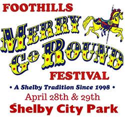 Merry Go Round Festival set for April 28-29