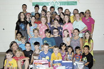 Cleveland County 4-H