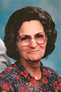 Mary Frances Crowder Canipe