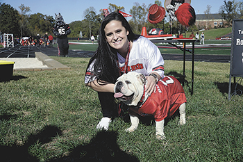 GWU Sophomore Appreciates Faculty and Staff Helping her Navigate These Challenging Times