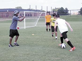 Gardner-Webb Hosts Soccer Camp