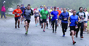 Kings Mountain's Gateway Trail Committee confirmed that their 5K and 10 Miler Run are still scheduled for March.