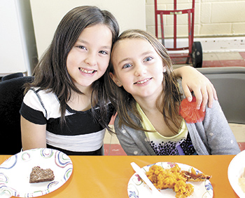 Thanksgiving Dinner a tradition for Crossroads