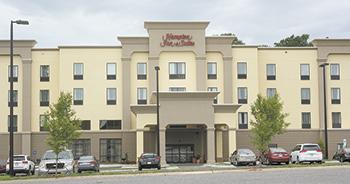 Hampton Inn & Suites now open in Shelby