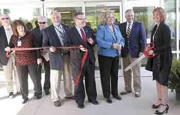 Cleveland County Public Health Center dedication ceremony held