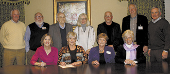Two long-time Hospice agencies sign merge agreement