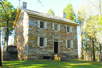 Henry Howser House open to public Nov 4th