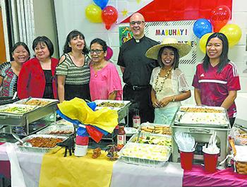 International festival offers food, family fun