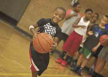 8th Annual Basketball Camp is set for July 20-23, 2016